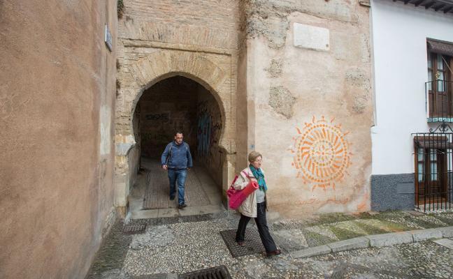 Condenan a un grafitero a 21 meses de cárcel por daños al patrimonio histórico