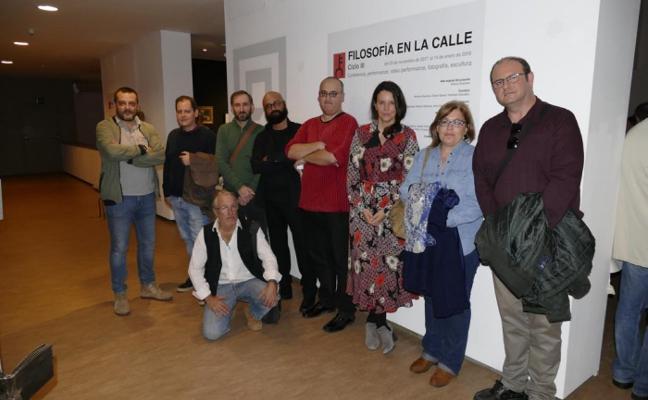 'Filosofía en la calle' lleva su proyecto multidisciplinar al Museo Arqueológico