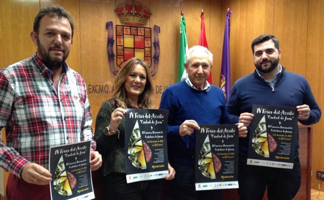 El Ayuntamiento de Jaén aprovecha la reciente peatonalización del centro para celebrar su IV Feria del Aceite de Oliva