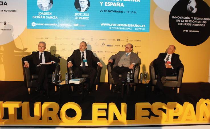 Las mejores imágenes del segundo día de las jornadas Futuro en Español