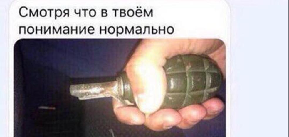 Muere tras quitarle la anilla a una granada para hacerse una foto
