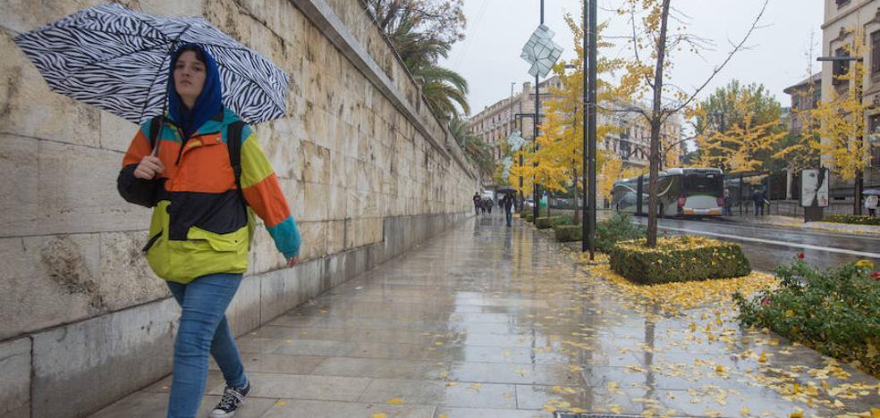 Las temperaturas en Granada experimentarán un descenso generalizado para este jueves