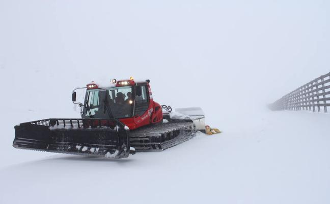 Sierra Nevada aumentará su superficie esquiable