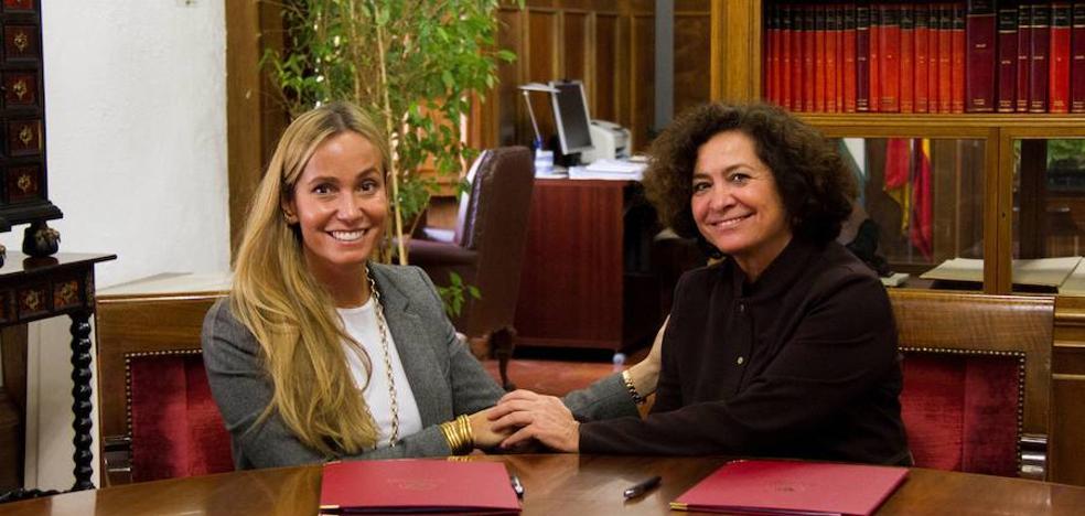 La Universidad de Granada y el Santander renuevan su colaboración