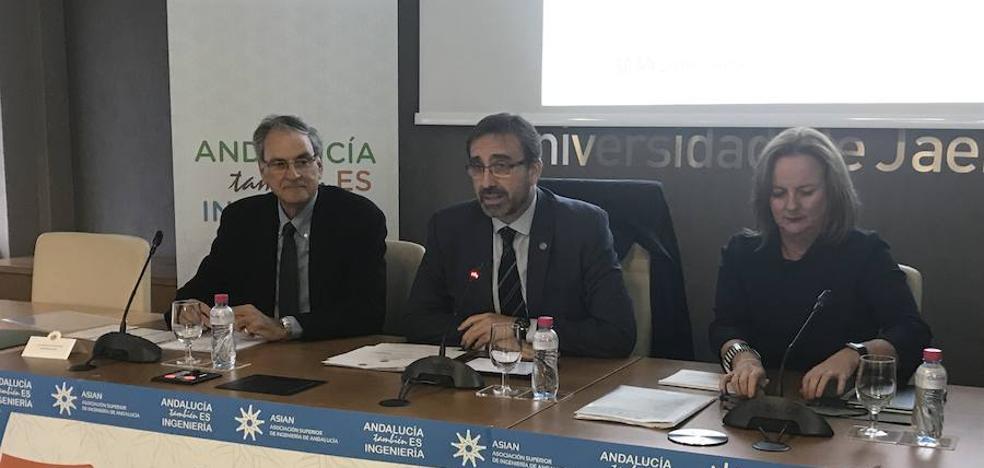 Ingenieros andaluces creen necesaria la creación de empresas más grandes en Jaén