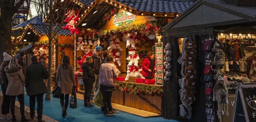 Navidad de encanto y magia en Alcalá de Henares