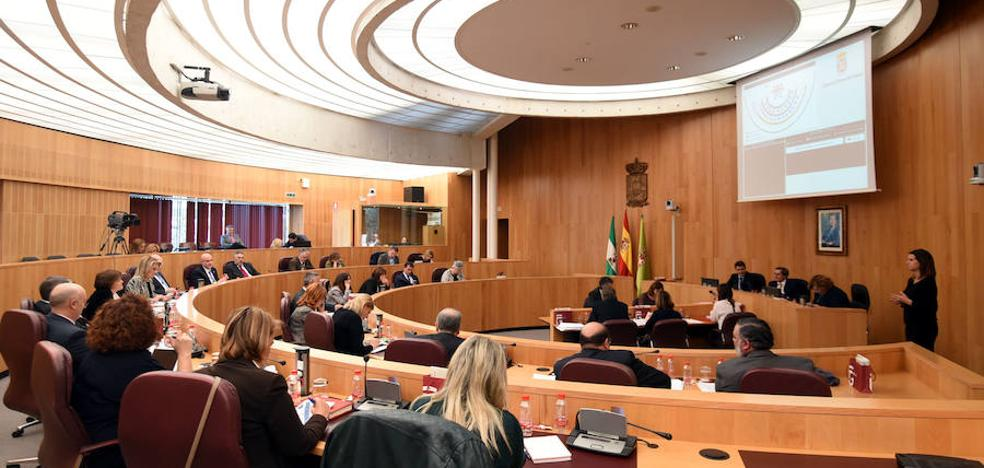 La Diputación de Granada exige al Gobierno el eje eléctrico de Andalucía Oriental