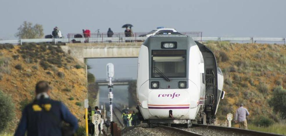 Este es el plan alternativo para los trenes Sevilla-Granada-Almería tras al accidente de ayer