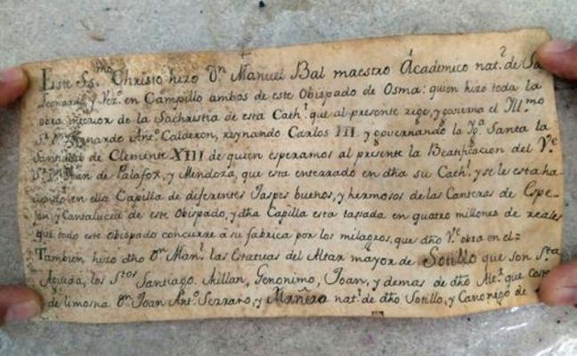 El increíble e histórico hallazgo que impresiona a toda España