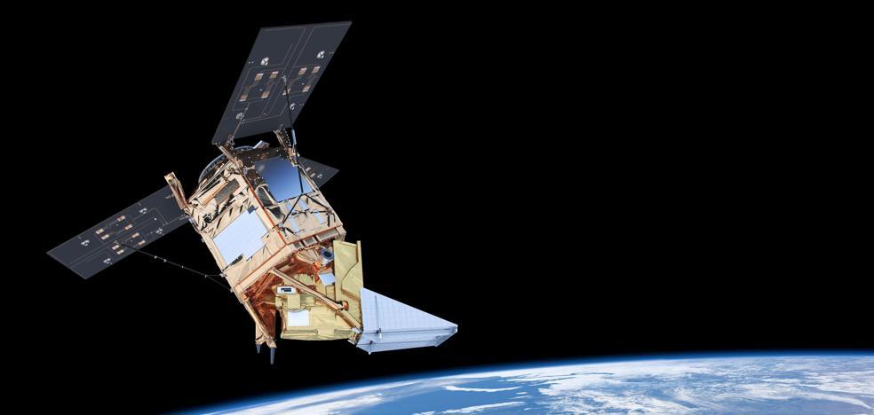 El Sentinel-5P revela un nuevo mapamundi de la contaminación