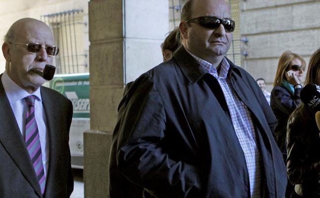 El 'chófer de los ERE' se queda mudo ante la juez