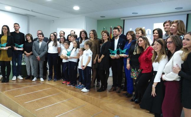 Entregan los Premios Jaén Joven 2017, «una apuesta por el talento»