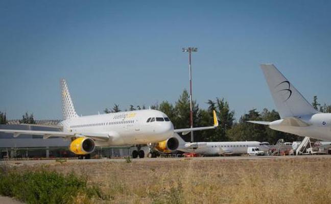 Vueling inaugura la ruta entre Bilbao y el Aeropuerto Granada-Jaén