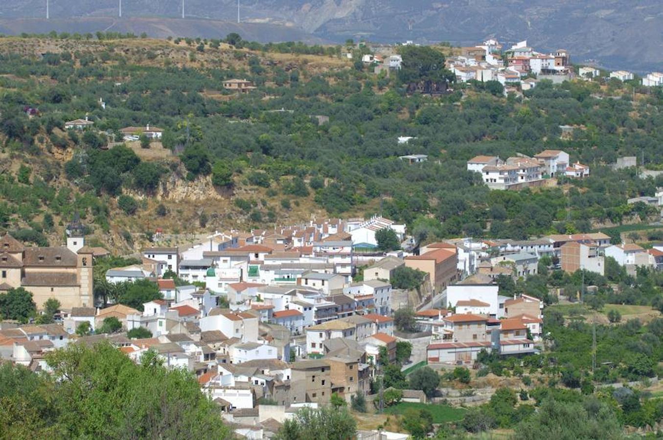 12 pueblos preciosos de Granada a los que ir este puente