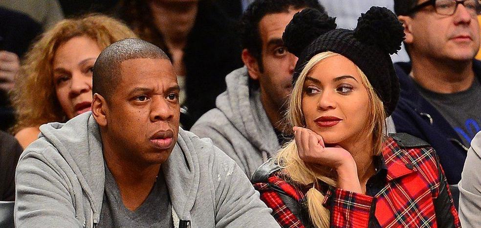 Jay-Z confiesa que le fue infiel Beyoncé