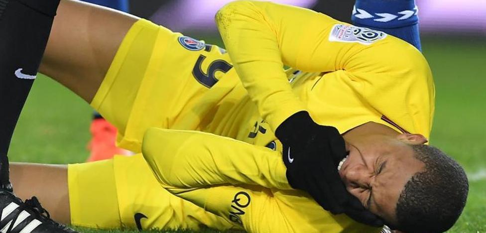 El PSG sufre su primera derrota de la temporada