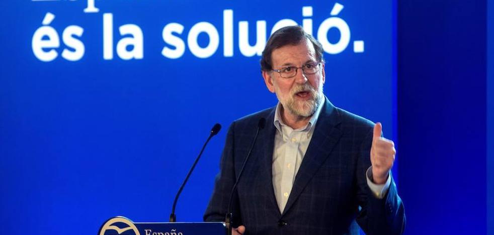 Rajoy y Rivera se vuelcan en la campaña, Sánchez centra su presencia los fines de semana e Iglesias sólo irá dos días
