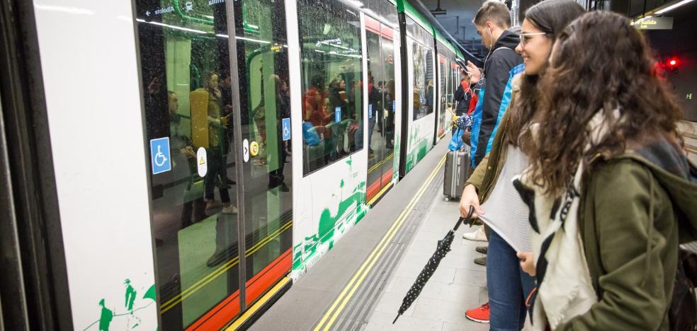 La semana 'horribilis' del metro de Granada