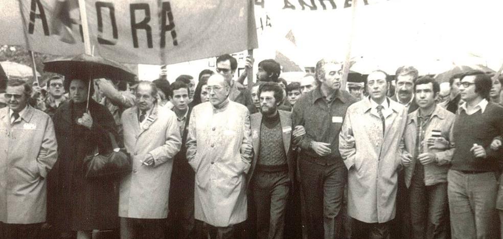 El día en el que Almería 'estrenó' la blanquiverde