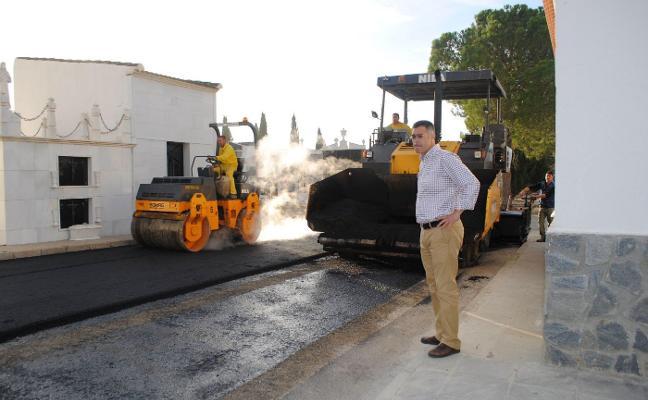 La juez cita a declarar al alcalde de Olula y a Castellón por las obras de eficiencia energética en el pueblo