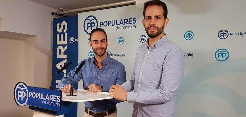 Los jóvenes del PP denuncian que Susana Díaz rechaza 142 millones para políticas de juventud