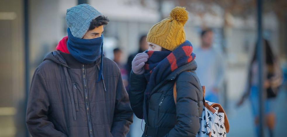 Guadix y Baza, en riesgo por frío la próxima madrugada