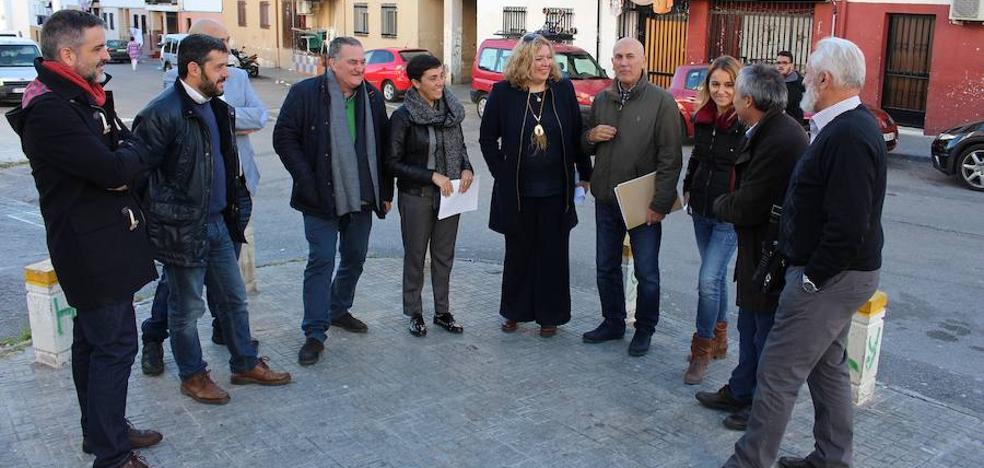 La Junta finaliza la rehabilitación de 170 viviendas en alquiler en la barriada Huerta Carrasco de Motril