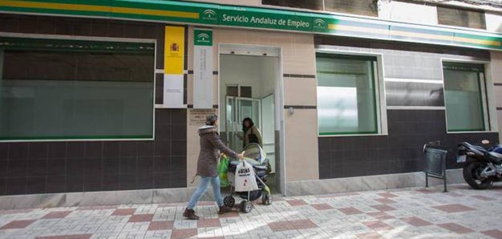 Jaén registra el mayor descenso del paro de Andalucía, con 2.618 desempleados menos