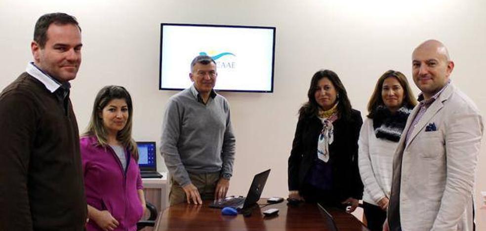 El PITA trae a directores del Parque Tecnológico catarí para que sus empresas vengan a Almería