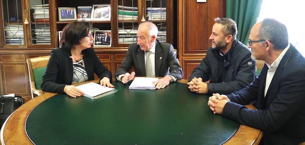 La Junta de Andalucía presenta alegaciones para incorporar la línea eléctrica del Almanzora