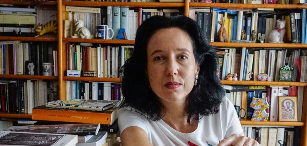 Amelina Correa deja la cátedra Federico García Lorca de la UGR