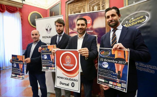 La Carrera Nocturna se disputará el día de la Lotería