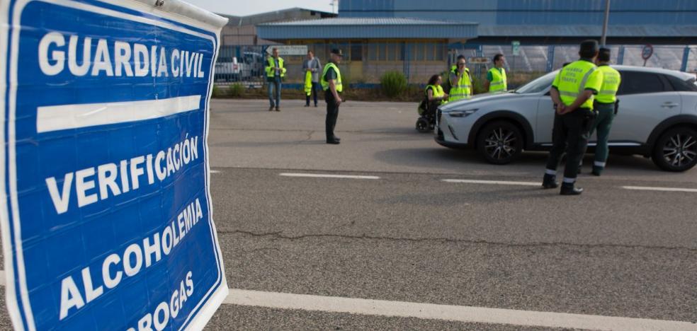Tráfico hará este puente test de drogas «en cualquier carretera y a cualquier hora»