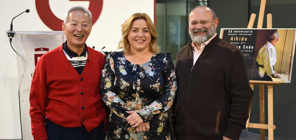 Granada reúne a más de 200 aficionados en una cita internacional sobre Aikido
