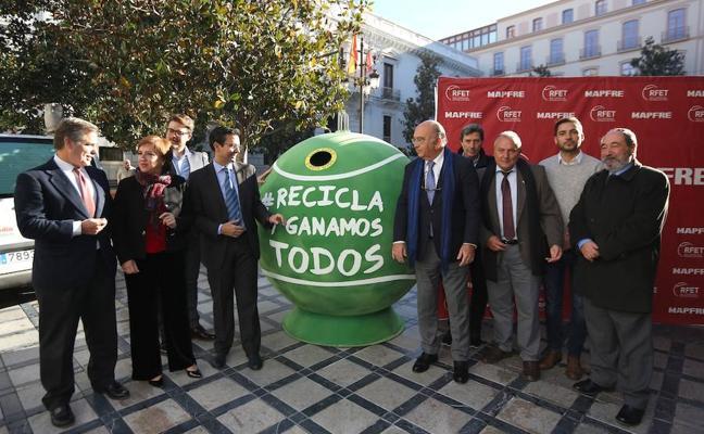 Granada se prepara para acoger el mejor tenis de España
