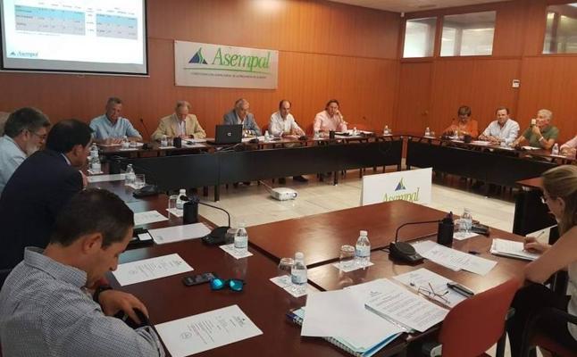 """Los empresarios reclaman dar prioridad a la línea eléctrica Vera-Baza ante el """"incremento"""" de la demanda"""