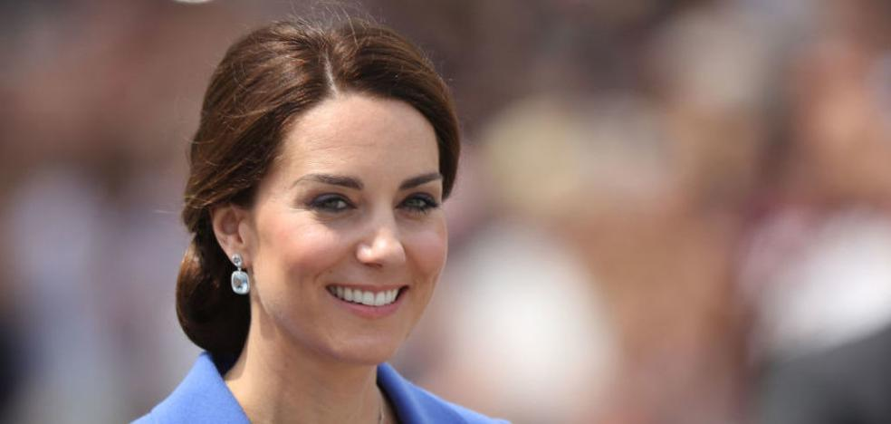 La prenda de Zara que luce Kate Middleton y se agota en Reino Unido y España en horas