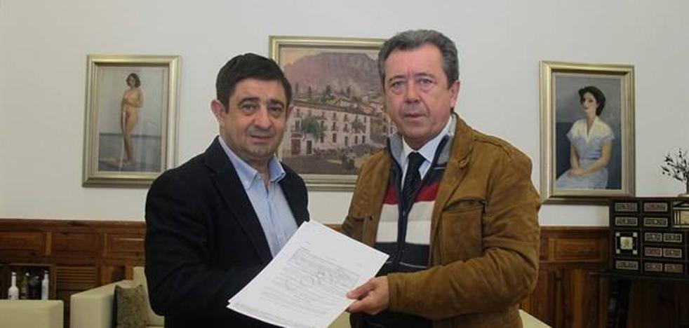 La Diputación aporta 900.000 euros para crear en Linares de una incubadora empresarial de tecnología 4.0