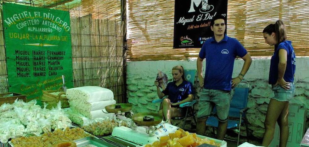 La repostería de la Alpujarra ofrece una variedad de productos caseros para Navidad