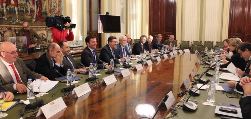 Rodrigo Sánchez Haro apuesta por una posición común estatal frente a la nueva PAC