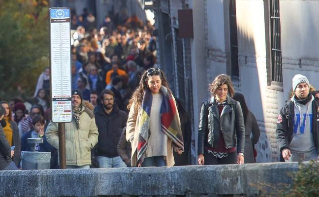 Buen estreno del puente de diciembre para Granada