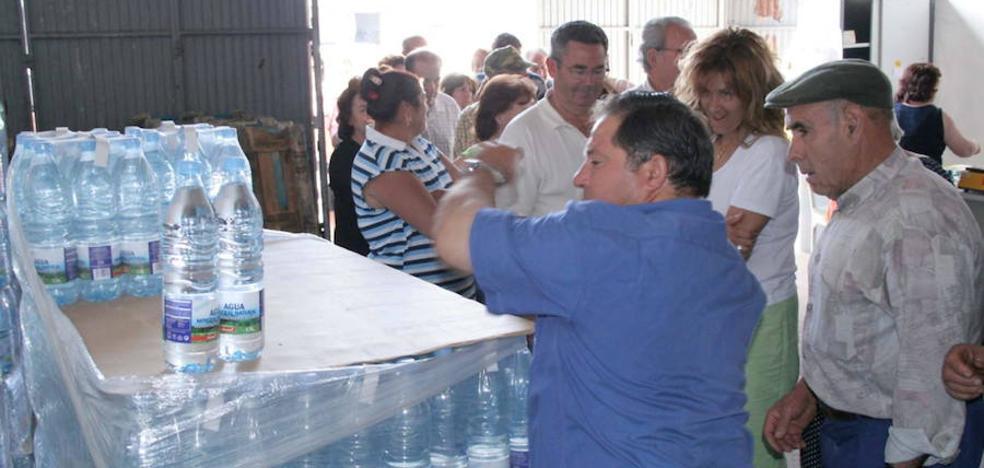 Arroyo del Ojanco pone fin a las restricciones de agua tras más de un mes de cortes