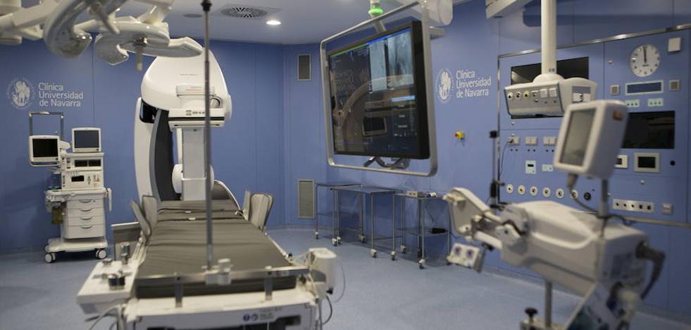 Tecnología puntera en España al servicio del paciente