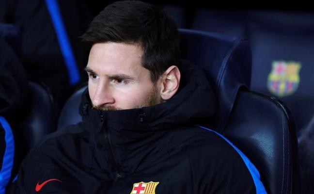 Messi: «Si nos va mal en el Mundial, tenemos que desaparecer todos»
