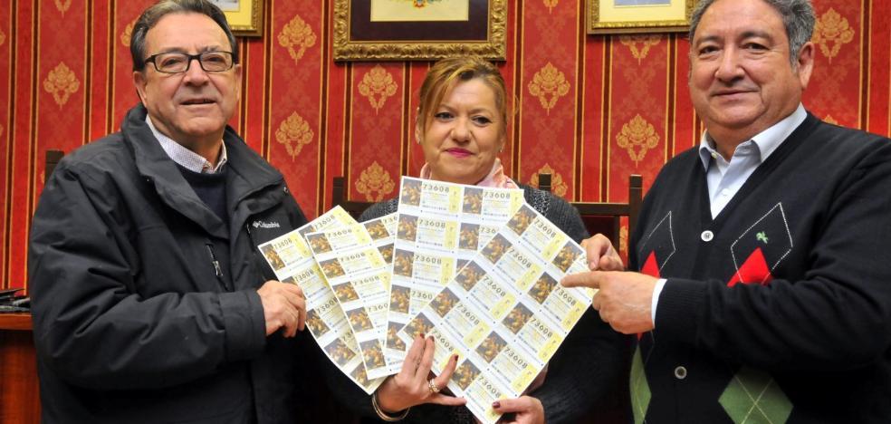 Linares se encomienda al 73.608 para el Sorteo de la Lotería de Navidad