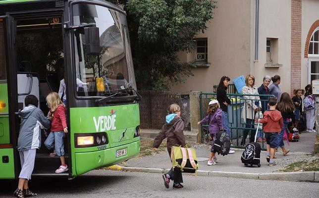 Denuncian a dos conductores de autobús escolar por consumo de hachís y cocaína