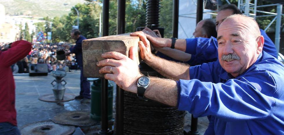 Martos reparte este viernes 8.200 hoyos en el marco de su XXXVII Fiesta de la Aceituna