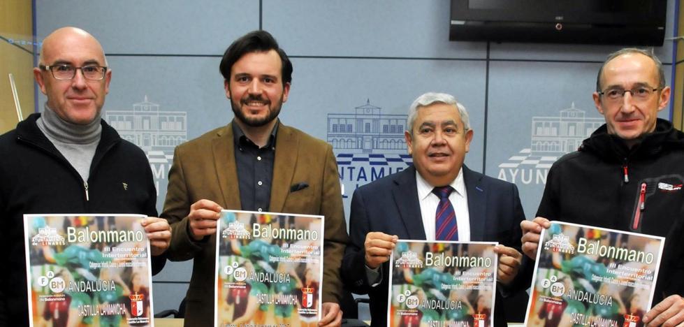 Linares quiere recuperar su peso histórico en balonmano