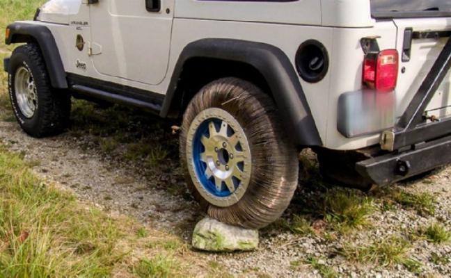 Inventan un neumático que sirve para toda la vida: ni se pincha ni se deforma