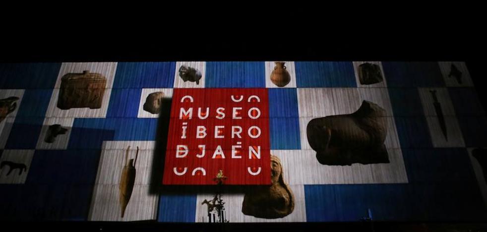 El Museo Íbero ya tiene luz, sonido y aplausos